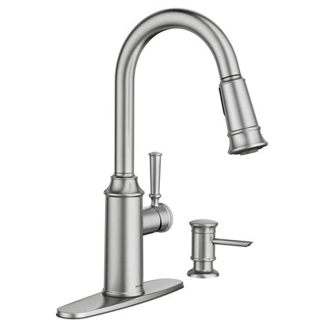kitchen faucet types types of moen kitchen faucets