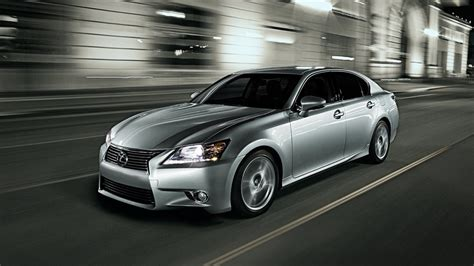 lexus gs review prices specs