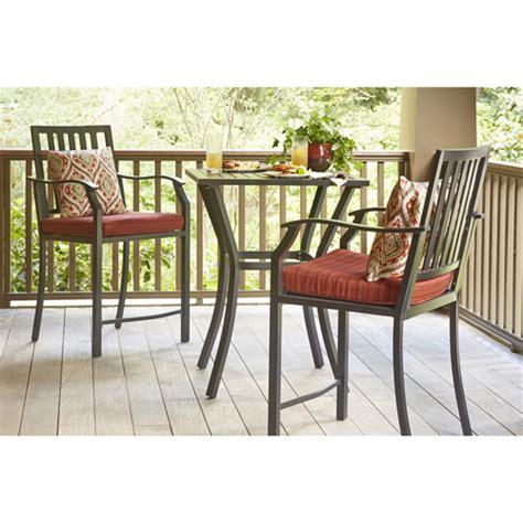 3 pc patio dining set only 124 mybargainbuddy