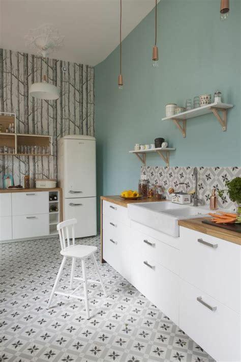 cuisine vert et gris 1001 idées pour décider quelle couleur pour les murs d