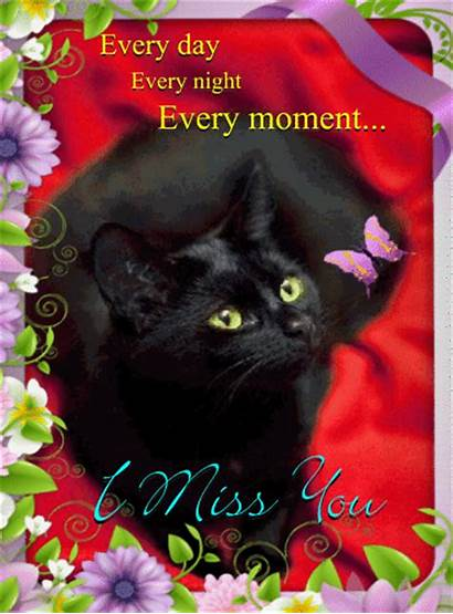 Miss Too Missing Every Moment Send Card