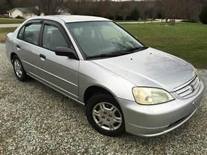 2001 Honda Civic Lx 4 Door Sedan