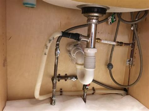 kitchen sink gurgling noise kitchen sink drain clogs frequently doityourself com