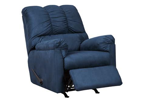 blue rocker recliner darcy blue rocker recliner evansville overstock warehouse
