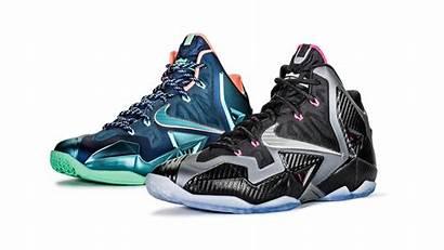 Lebron Nike Akron Miami Nights Unveils Lebron11