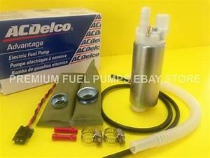 1997  Gmc Safari Acdelco Fuel Pump
