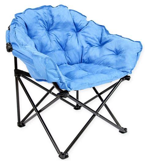 bed bath   folding club chair   stay warm