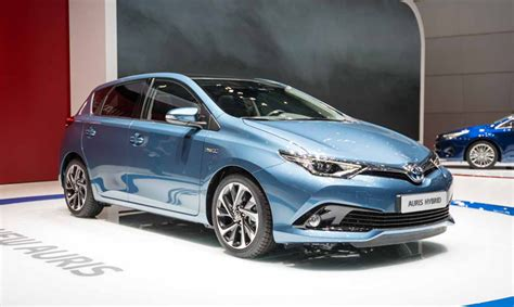New Toyota Auris 2015 Revealed Toyota