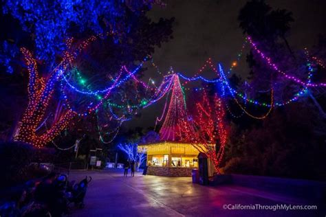 la zoo lights la zoo lights lights at the los angeles zoo