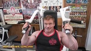 2019 Npc Usa Bodybuilding Overall Zach Merkel Shoulder Workout