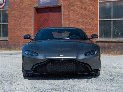 2019 Aston Martin Vantage For Sale by 2019 Aston Martin Vantage Silver Arrow Ltd