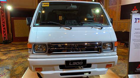 Mitsubishi L300 2019 by 2019 Mitsubishi L300 Price Specs Engine
