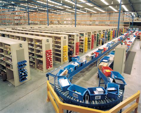 conveyor systems aloi materials handling automation