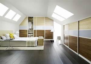 Commode Sous Pente : meuble penderie chambre homcom ensemble meubles de ~ Edinachiropracticcenter.com Idées de Décoration