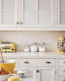 antique kitchen canisters white subway tile traditional kitchen martha stewart