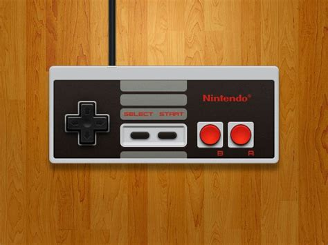 Nintendo Nes Controller By Mucx Via Flickr Mobile
