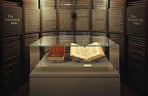 Image result for gutenberg bible