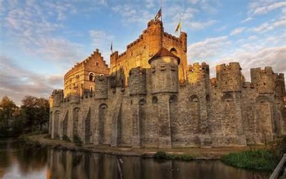 Desktop Castle Backgrounds Castles Wwwwallpapers Hdcom Wallpapersafari