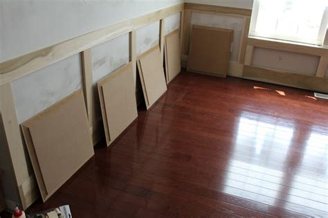 Wainscoting Panels Lowes by How To Make Your Own Raised Panel Molding Wainscoting