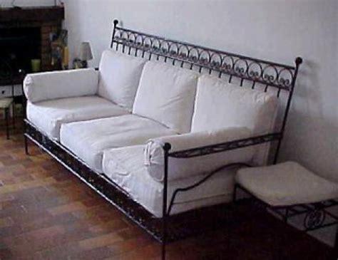 canapé en fer photos canapé en fer forgé pas cher