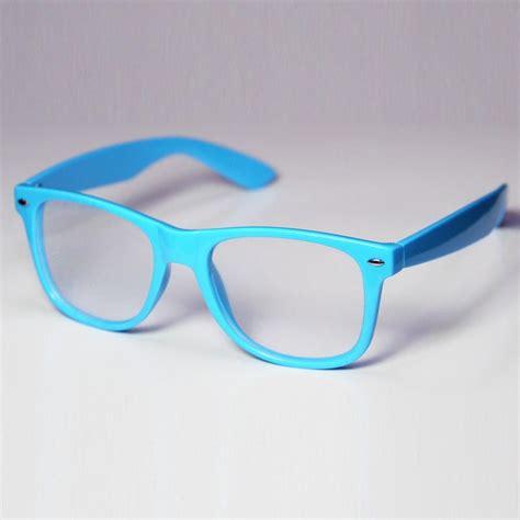 blue glasses diffraction glasses baby blue orbitlightshow com