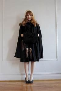 Wool Vintage Capes  Vintage Shoes  Fur Vintage Hats  Fur