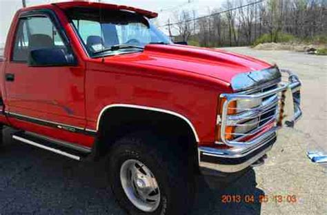 security system 1994 chevrolet 1500 auto manual find used 1996 chevy silverado z71 k1500 4wd in north easton massachusetts united states for