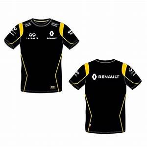 Renault Sport Vetement : t shirt renault f1 replica de la collection officielle renault ~ Melissatoandfro.com Idées de Décoration