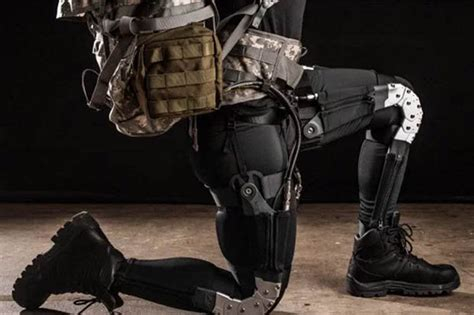 Us Army To Test 'iron Man' Suit Which Gives Troops