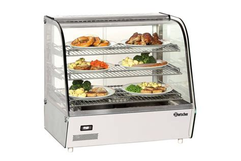 le chauffante cuisine professionnelle vitrine chauffante professionnelle bartscher deli plus i