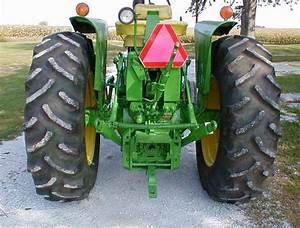 Restored John Deere Model 4020 Tractor For Sale