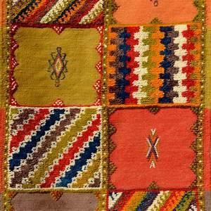 tapis berbere marocain glaoua 020 couloir With tapis de couloir avec canapé lit maroc