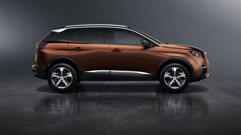 latest peugeot 2016 peugeot 3008 revealed a new suv look for pug s 2016