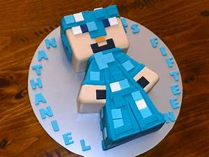 Minecraft Cupcakes Steve | trendminicraft. | Lydia's ...
