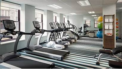 Fitness Cleveland Wellness Hotel Amenity Mixed Development
