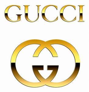 Gucci Exclusive Gold Digital Art by Vadim Pavlov