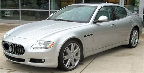 maserati quattroporte 2010 2010 maserati quattroporte information and photos
