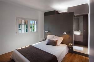 Comment Disposer Les Couleurs Dans Une Pièce : quelle est la surface de cette chambre avec la salle de bain ~ Preciouscoupons.com Idées de Décoration