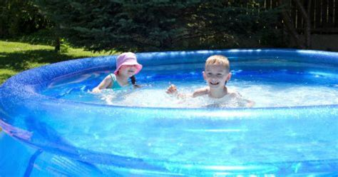 piscine gonflable gifi la piscine gonflable le type de piscine le moins cher
