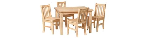 real wood furniture play tables chairs rockers