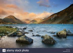 Wastwater Lake District England