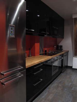 emission cuisine inter cuisine laquée et orange levitte