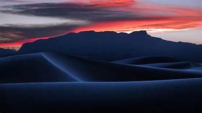 Desert 4k Dune Sunset Landscape Nature Sand