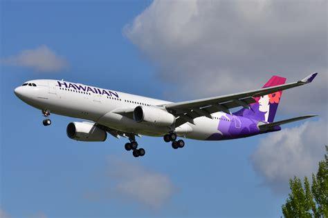 File:Airbus A330-200 Hawaiian AL (HAL) F-WWKR - MSN 1217 ...