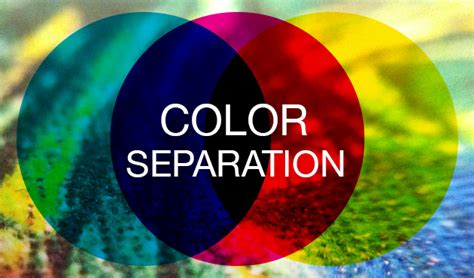 color separation color separation melmarc a package screen