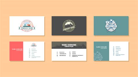 Vintage Graphic Design Business Card Vector Reco Business Card Rules Cards Rounded Corners Or Not Start Credit Visa Debit Folded Visiting Sample For Tuition Android Scanner 2017 Law Student