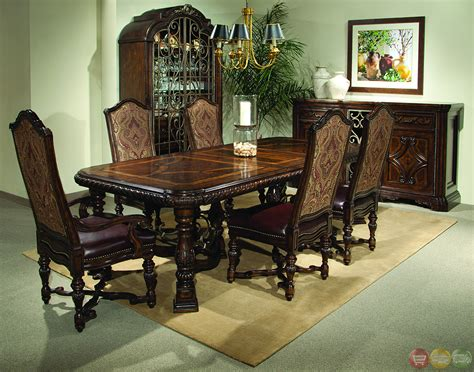 Valencia Antique Style Trestle Formal Dining Set Nautical Antiques Uk In Seoul Shipping Antique Firearms Ups Dealers Calgary Clawfoot Bathtub Fixtures Fireplace Mantels Toronto Chinese Melbourne Williamsburg Holiday Show