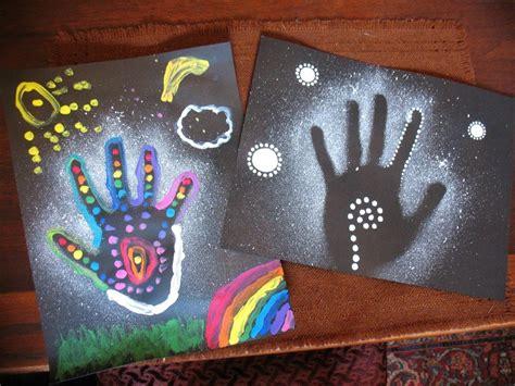 aboriginal art activities for preschoolers january 22nd 2013 aboriginal handprint project with 248
