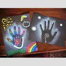 January 22nd, 2013aboriginal Handprint Art Project With