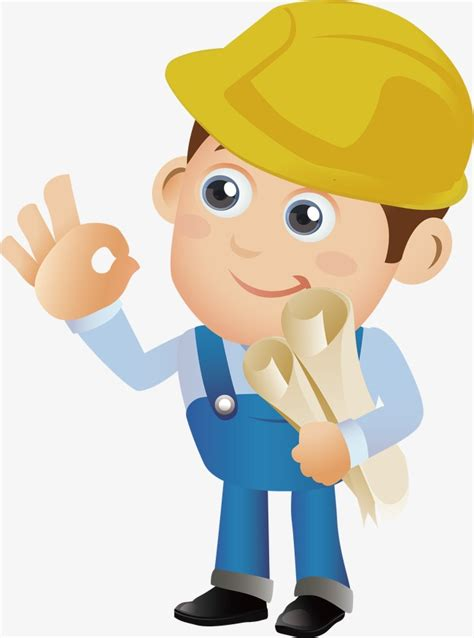 construction worker png hd transparent construction worker
